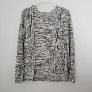 Michael Michael Kors Chunky Crew Neck Sweater